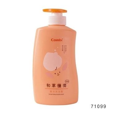 【愛吾兒】Combi 康貝 和草極潤PLUS 嬰兒泡泡露-500ml