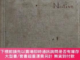 二手書博民逛書店The罕見Return of the Native 布面精裝 [PREFACE 日期是1895年7月]Y857