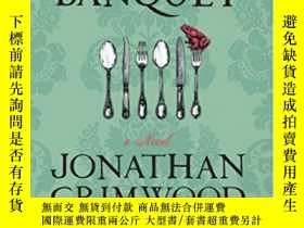 二手書博民逛書店The罕見Last BanquetY364682 Grimwood, Jonathan Europa Edit