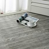 灰櫸木草蓆雙色地墊 含邊條 單個尺寸60x60cm 4入裝