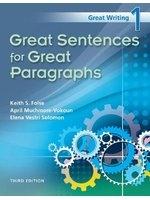 博民逛二手書《Great Writing: Great Sentences to