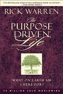 二手書博民逛書店 《The Purpose-driven Life: What on Earth Am I Here For?》 R2Y ISBN:0310205719│Zondervan