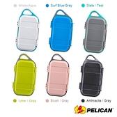 【南紡購物中心】美國 PELICAN G40 GOCASE 微型防水氣密箱-6色