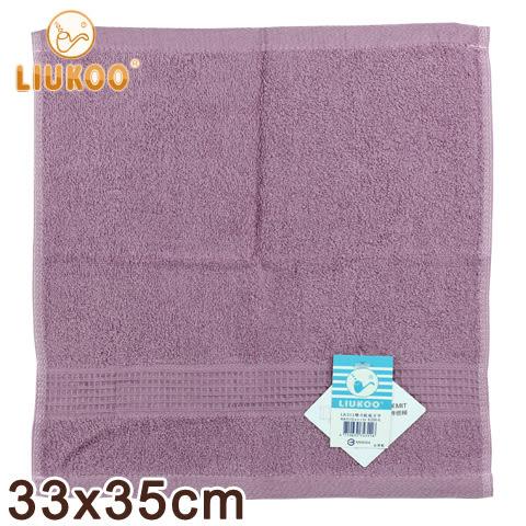 煙斗 純棉方巾 歐風款 台灣製 LIUKOO