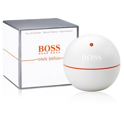 BOSS in Motion White Edition 酷白動感男香90ml 【UR8D】