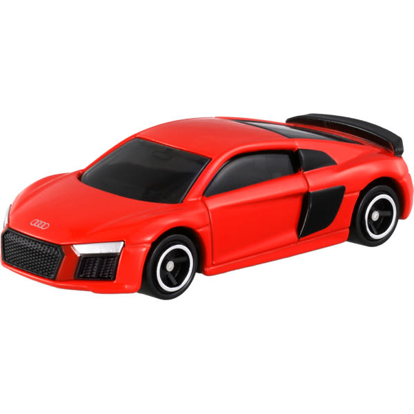 TOMICA NO.039_879626奧迪R8 Audi TM039A3