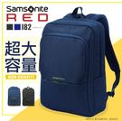 Samsonite新秀麗RED 筆電後背...