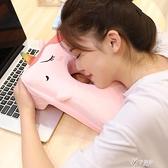 辦公室午睡枕趴睡枕頭午休趴趴枕抱枕學生教室趴著睡覺神器記 【快速出貨】