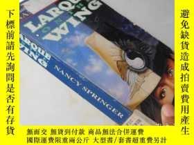二手書博民逛書店Larque罕見On The Wing(36開 英文原版)Y16