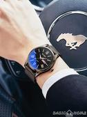 手錶手錶男士2020新款瑞士全自動機械錶學生ins潮流石英夜光防水男錶 夏季上新