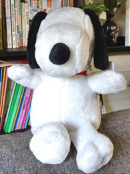 【卡漫城】 Snoopy 絨毛 玩偶 32cm 台版站立 ㊣版 史奴比 史努比 絨毛 娃娃 擺飾 佈置 佈偶 收藏