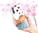 [D20 pro 軟殼] HTC Desire 20 Pro 手機殼 外殼 貓戀魚