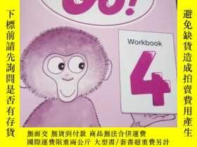 二手書博民逛書店Get罕見Set - Go!: Workbook Level 4