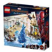 【LEGO樂高】超級英雄 電影 蜘蛛人:離家日 深水人攻擊 #76129
