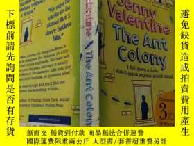 二手書博民逛書店jenny罕見valentine: 珍妮·瓦倫丁Y200392