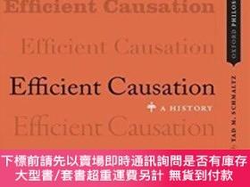 二手書博民逛書店Efficient罕見CausationY255174 Tad M.Schmaltz (Editor) Oxf