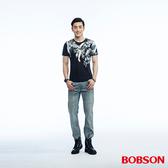 BOBSON  男款印花上衣(26020-88)