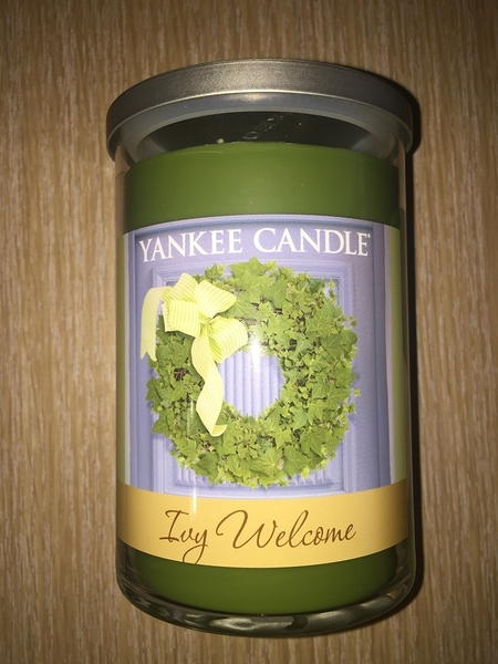 Yankee Candle蠟燭 IVY WELCOME YCE098