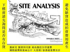 二手書博民逛書店Site罕見Analysis: Diagramming Info
