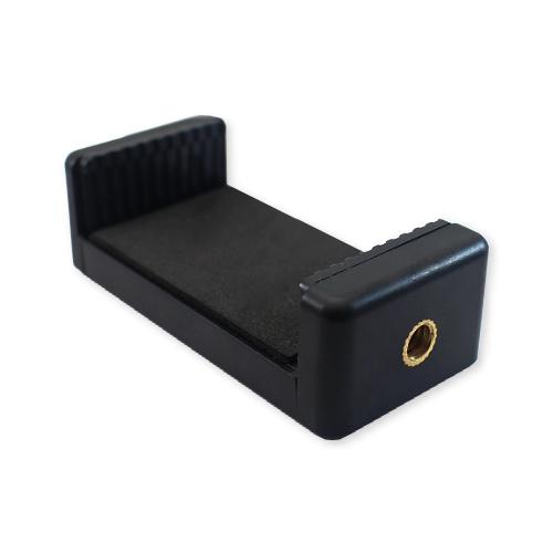 一字型手機夾 適用 三腳架手機夾 自拍桿夾 手機支架夾 手機架夾 自拍架雲台夾