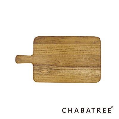 Chabatree LIMPID 握把直式托盤(大)