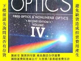 二手書博民逛書店HANDBOOK罕見OF OPTICS VOLUME IVY20