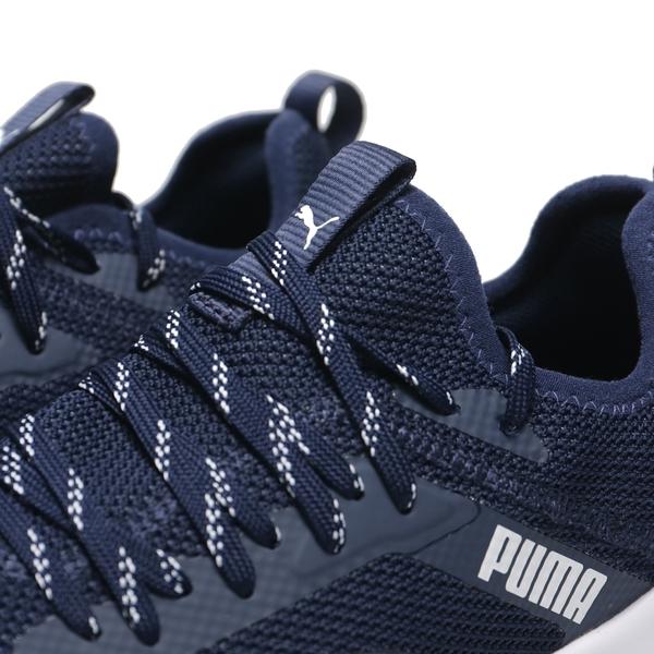 PUMA 休閒鞋 SOFTRIDE RIFT KNIT 深藍 襪套 運動 男 (布魯克林) 19406804
