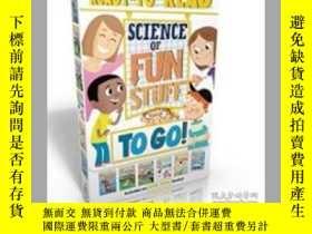 二手書博民逛書店英文原版罕見Science of Fun Stuff to Go