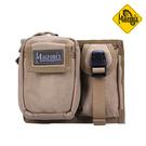 MAGFORCE M7腰包 #0318 (黑、綠、卡其) / 城市綠洲 (馬蓋先、軍規級、模組化、台灣製造)