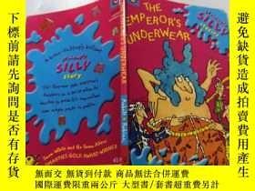 二手書博民逛書店The罕見emperor s underwear: 皇帝的內褲Y212829