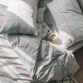 巴洛克  精梳棉 床包四件組-加大