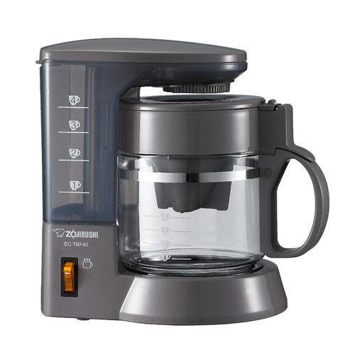 【象印 ZOJIRUSHI】咖啡機4杯份 EC-TBF40