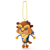 T-ARTS Disney Toy Company 擦擦吊飾 野獸_TA21470