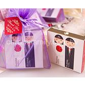 ╭*幸福朵朵*╯【才子佳人茶包組X基本100包】-迎賓禮/送客禮/伴手禮/贈品/二次進場/婚禮小物