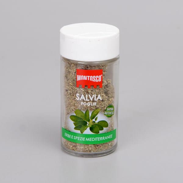 義大利MONTOSCO鼠尾草香料罐 13g