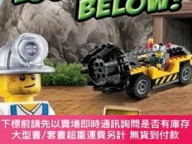 二手書博民逛書店Lego罕見City: Look Out Below!Y454646 Michael Anthony Stee