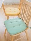 坐墊辦公室久坐椅墊椅子墊墊子學生四季通用家用餐桌餐椅墊座椅墊 交換禮物  YYS