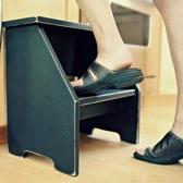 重量級實木階梯凳登高踩腳凳換鞋凳兒童刷牙洗臉凳踏實選購YYJ(快速出貨)
