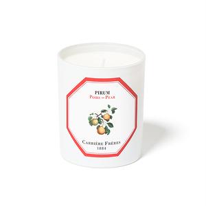 法國CARRIÈRE FRÈRES-梨子-香氛蠟燭-185g