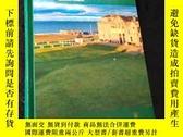 二手書博民逛書店the罕見Rolex World s TOP 1000 Golf