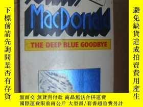 二手書博民逛書店THE罕見DEEP BLUE GOODBYEY146810 JO