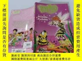 二手書博民逛書店Bumble罕見Rumble:隆隆聲Y200392