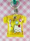 【震撼精品百貨】小黃鳥崔西_Tweety-KITTY聯名款-鎖圈-黃衣服