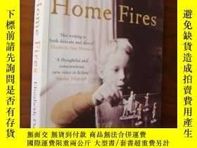 二手書博民逛書店Home罕見fires (Elizabeth Day 著作) 2