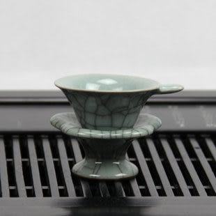 龍泉青瓷汝窯套裝小圓壺