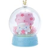【大耳狗 水晶球吊飾】大耳狗 櫻花 水晶球吊飾 三麗鷗 日本正版 該該貝比日本精品