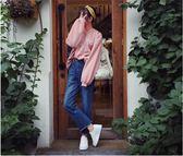 小白鞋 小白女鞋百搭韓版休閒白鞋學生厚底街拍板鞋 綠光森林