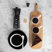 咖啡磨豆機 陶瓷磨芯家用手動研磨機 JL894『伊人雅舍』