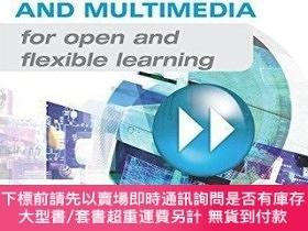 二手書博民逛書店Designing罕見Educational Video And Multimedia For Open And