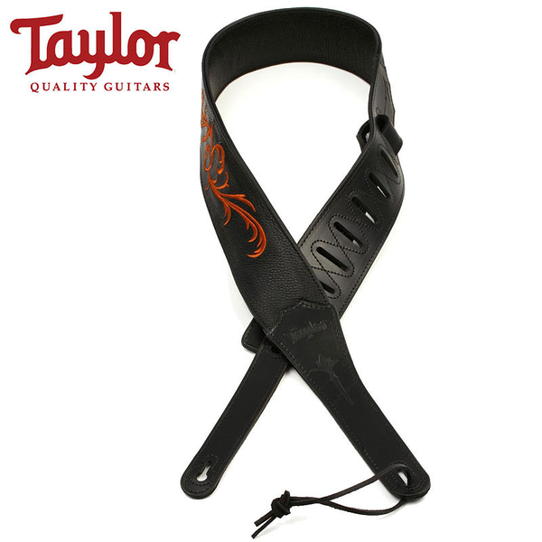 小叮噹的店 美國 Taylor P250-06 Nouveau Presentation 2.5吋 吉他背帶